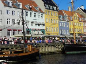 Copenhagen canals...